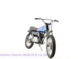Yamaha GT80 Classic 70's Dirt Bike